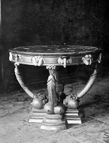 Столик Екатерины II