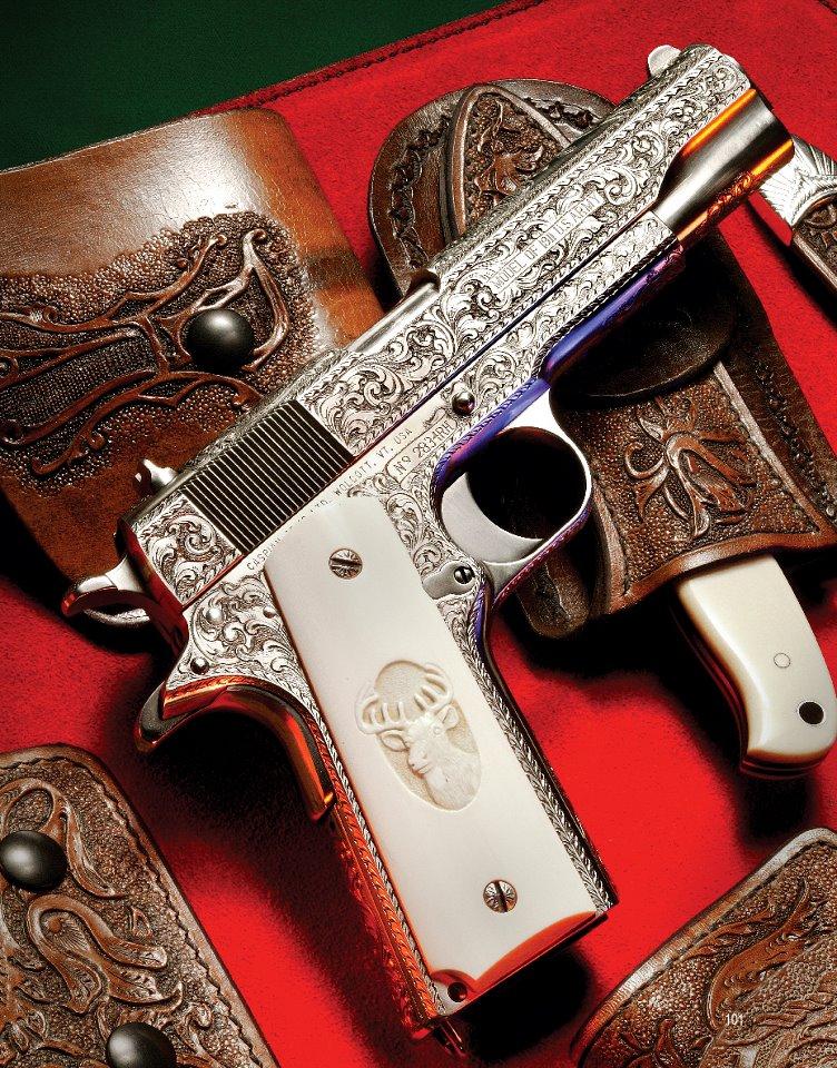 подарочное оружие 1911