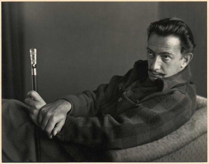 Salvador Dali, 1944