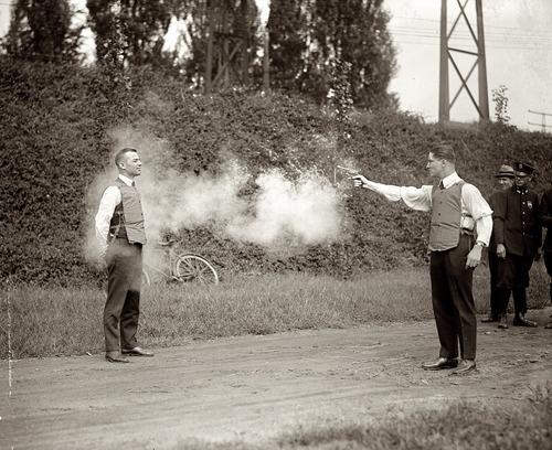 испытания бронежилета вашингтон 1923