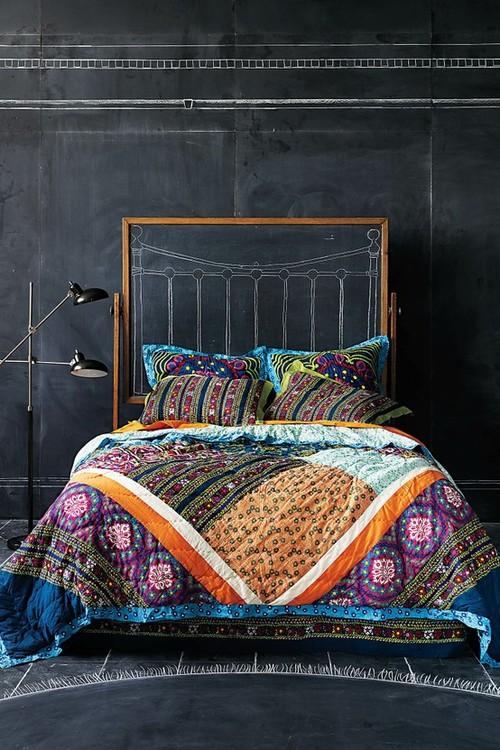 койка с лоск одеялом