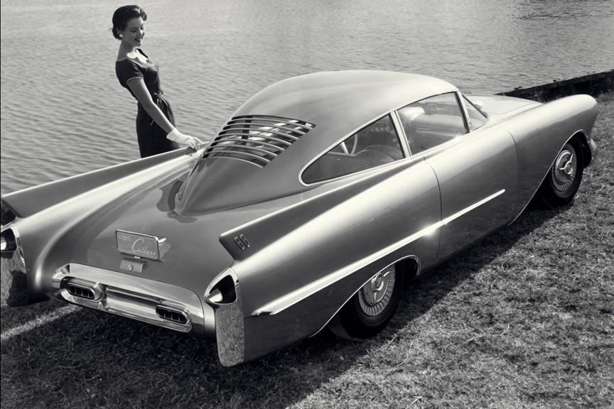 1954 Oldsmobile Cutlass Concept
