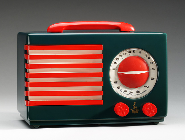 Emerson Radio 1958