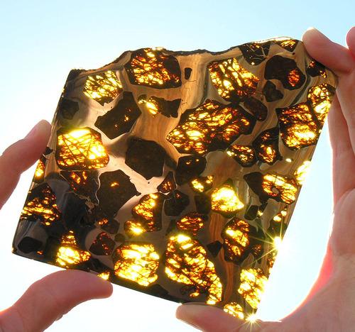 The Fukang Meteorite 2