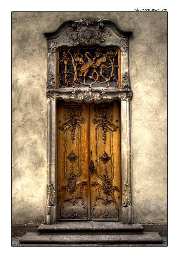 дверное маньячество
