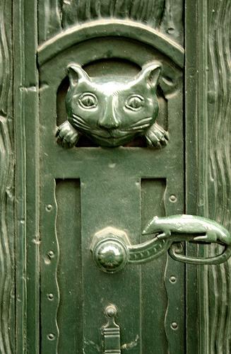 дверь кошмыш