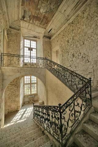 лестница которая уже