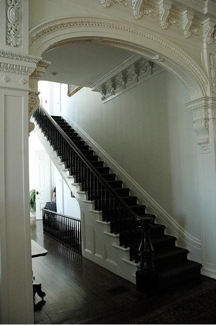 лестница просто