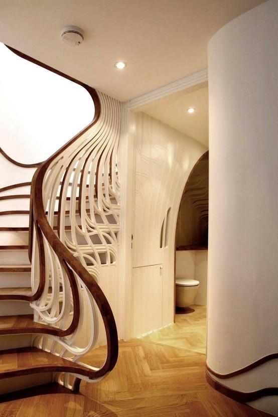 опять лестница