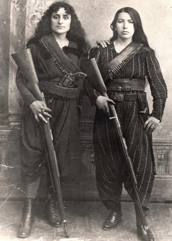 армянские женщины 1895