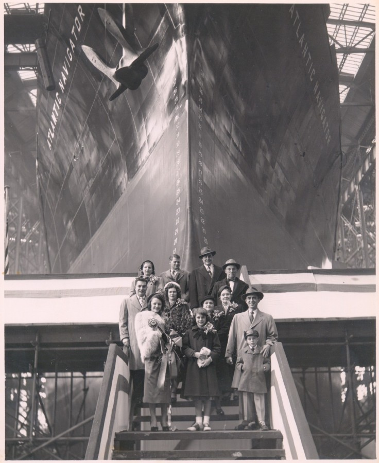 SS Atlantic Navigator, 1950.