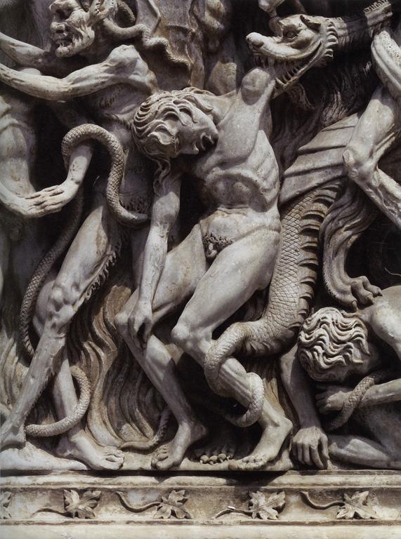 Last Judgement on the Orvieto 1310-30