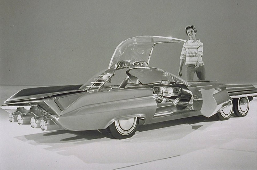 Ford Seattle concept car, 1962