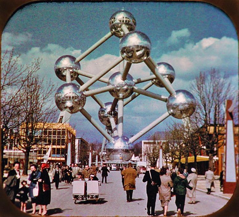 Брюссель Всем выст 1958