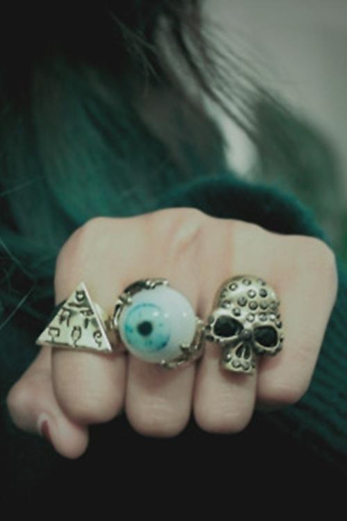 кольца мага