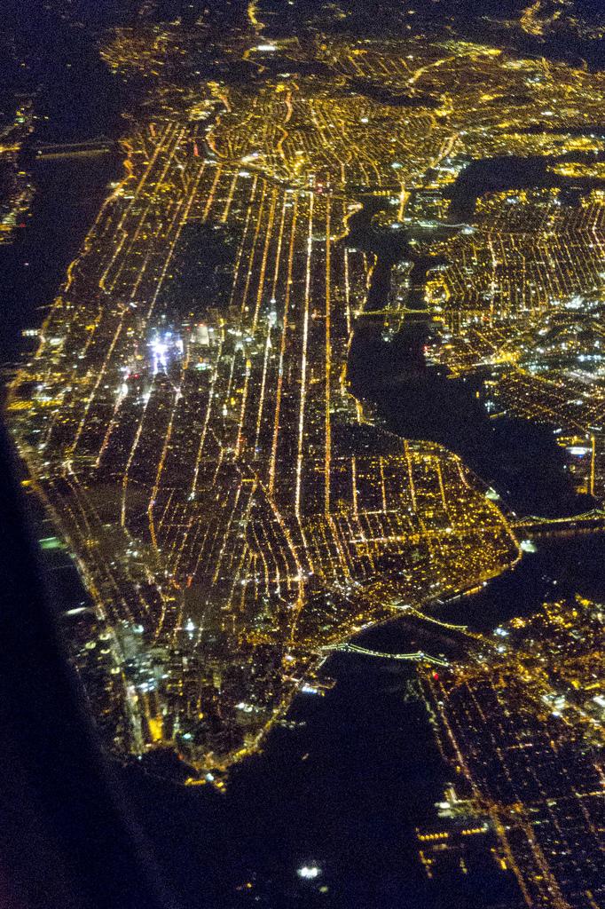 о Манхеттен