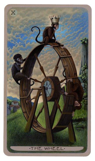 колесо власти