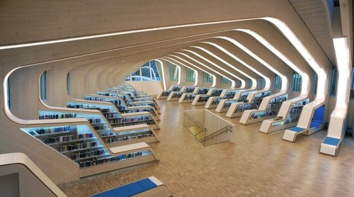 Norwegian Vennesla Library 1