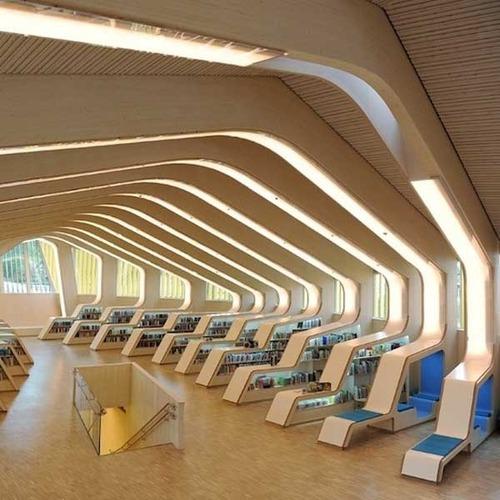 Norwegian Vennesla Library