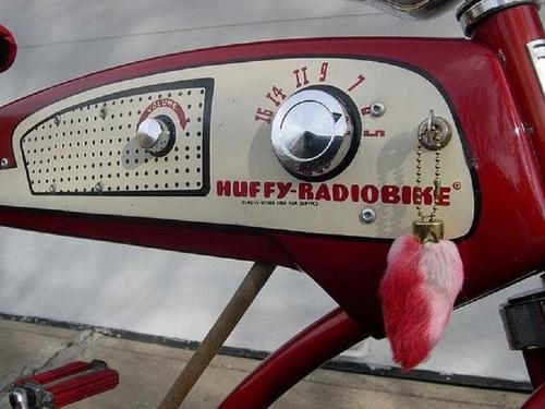 1955 Huffy Radiobike 2