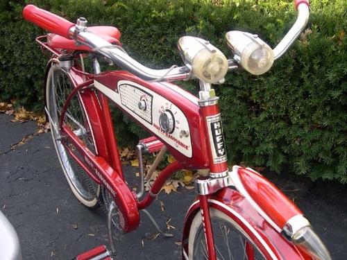 1955 Huffy Radiobike 1