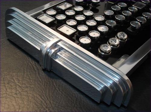 Datamancer's Art Deco Keyboard 2
