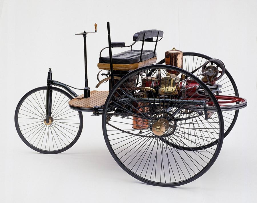 Benz Patent Motorwagеn 1885