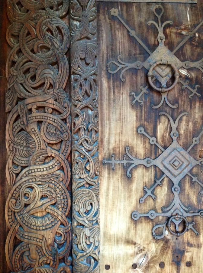 дверь Норвегия