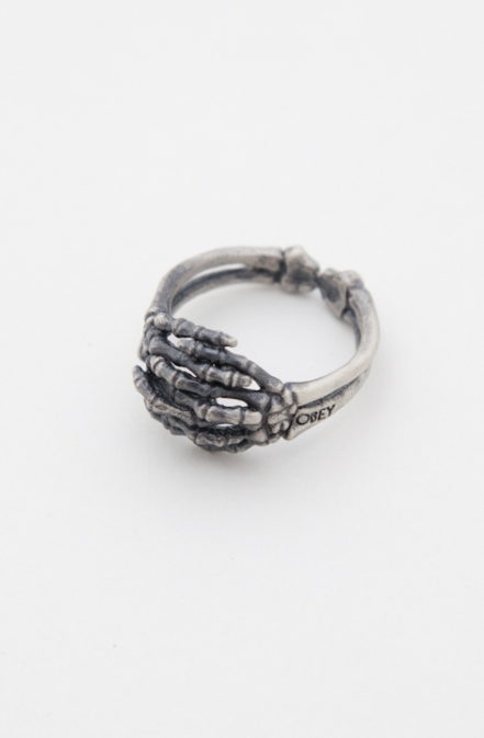 кольцо скелетное