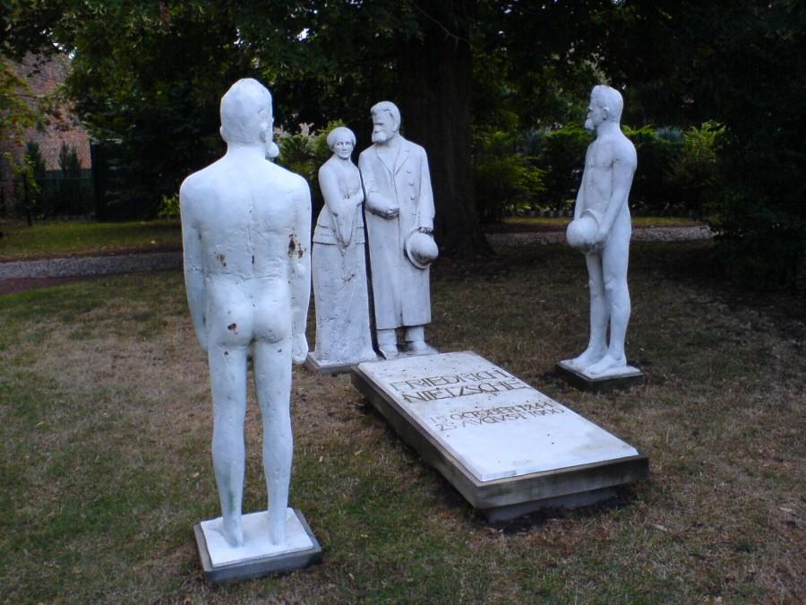 могила Ницше