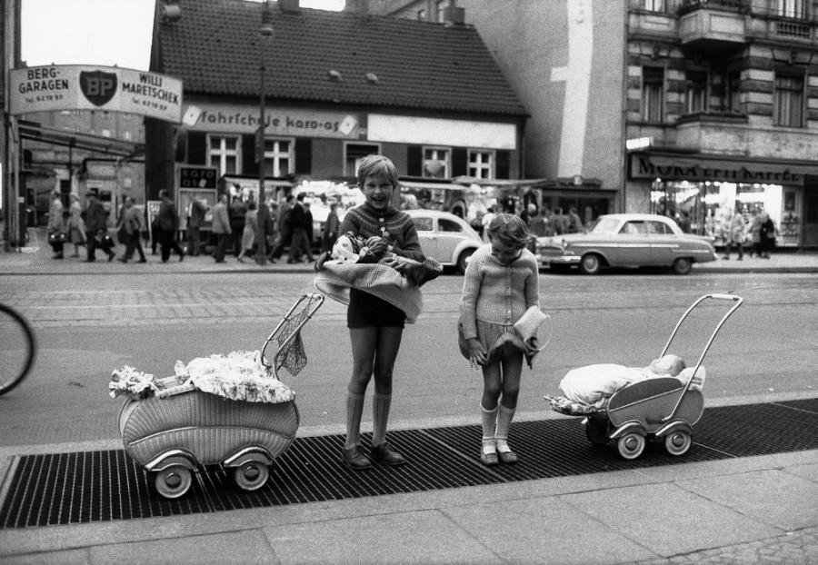 Karl-Marx-Strasse, 1960
