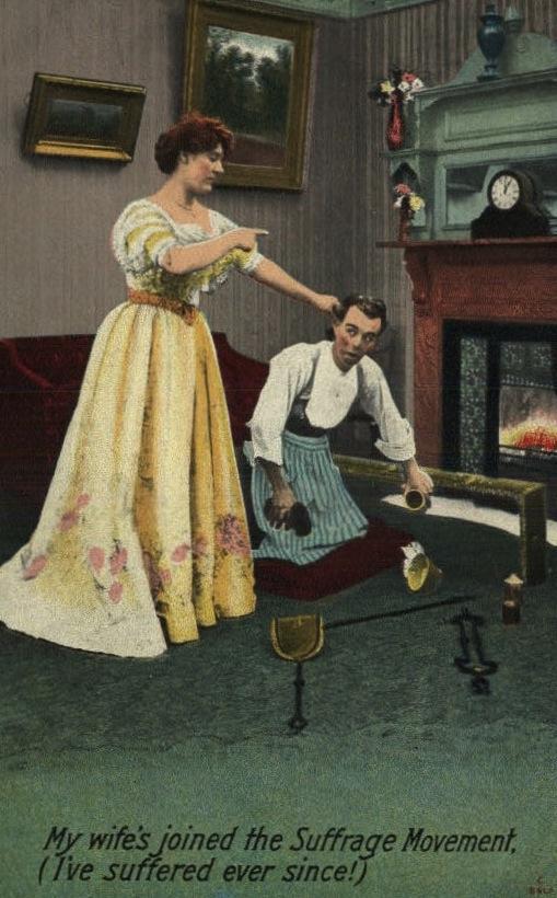 открытка 1900