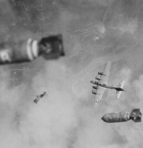 нефтепромыслы Плоешти 15 июл 1944