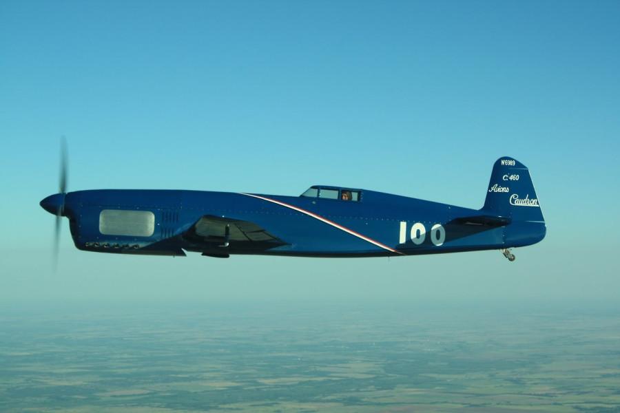 Caudron C460 replica