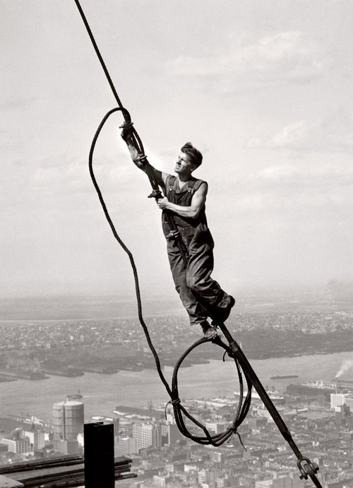 Empire State Workmen, 1931 3