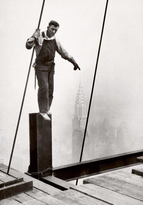 Empire State Workmen, 1931 1