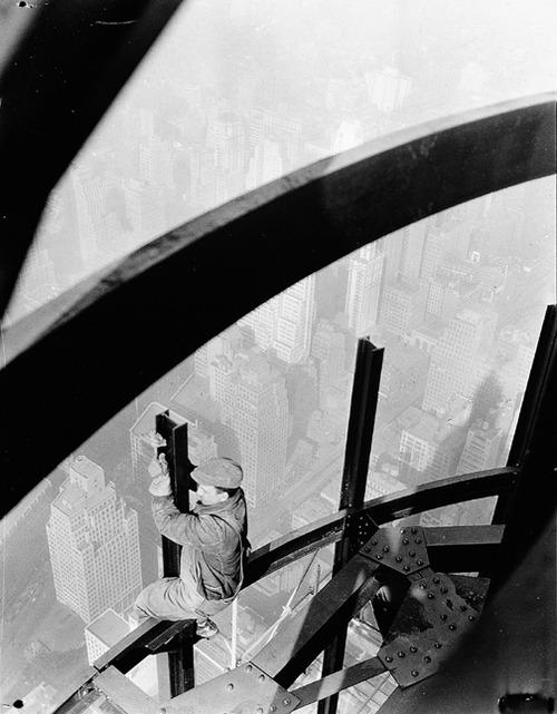 Empire State Workmen, 1931 2