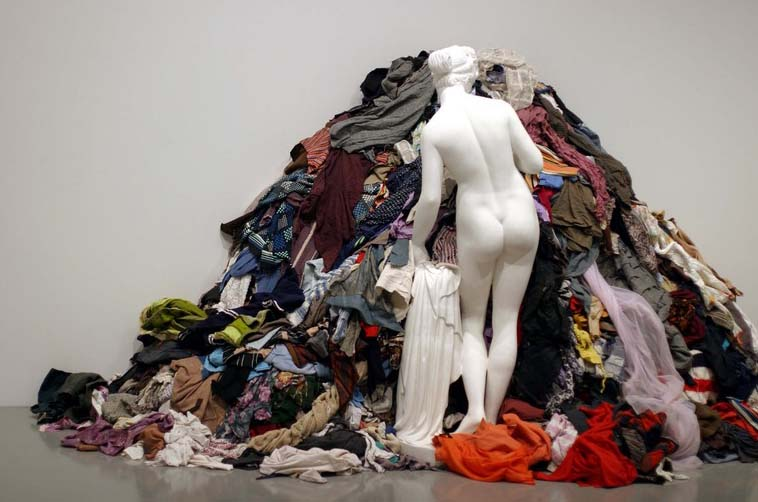 секонд-хенд-Венера 1967 by Michelangelo Pistoletto