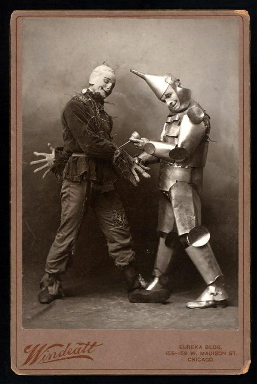 мюзикл Волш из стр Оз 1902