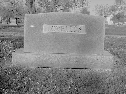 никто не любил