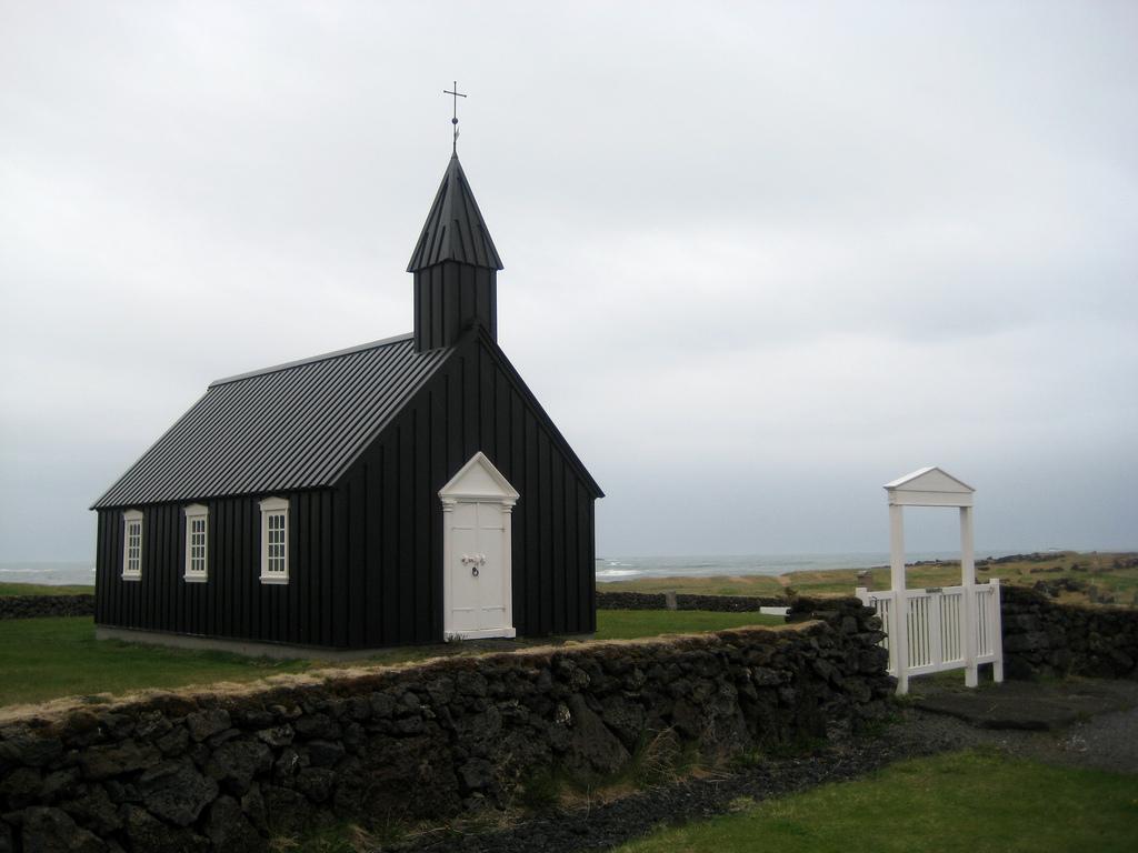 типичная амер церковь