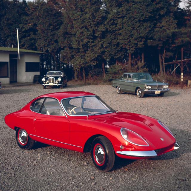 Nissan Prince Sprint 1900 Prototype, 1963