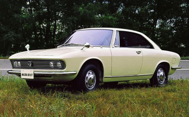 Mazda RX 87 (Bertone), 1967