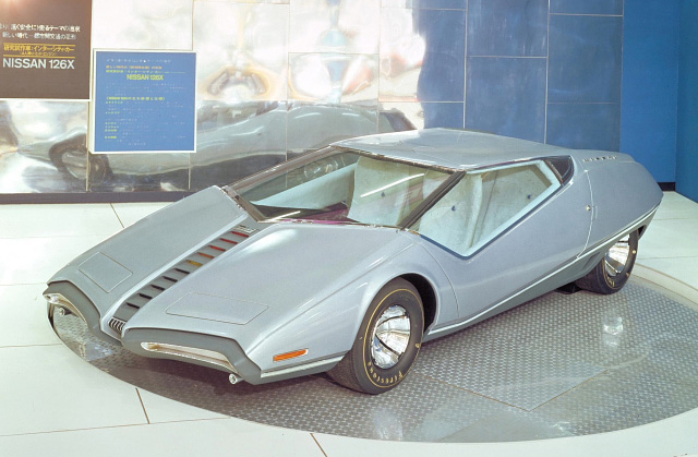 Nissan 126X, 1970