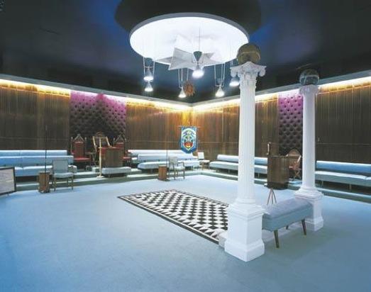 масонская ложа 3