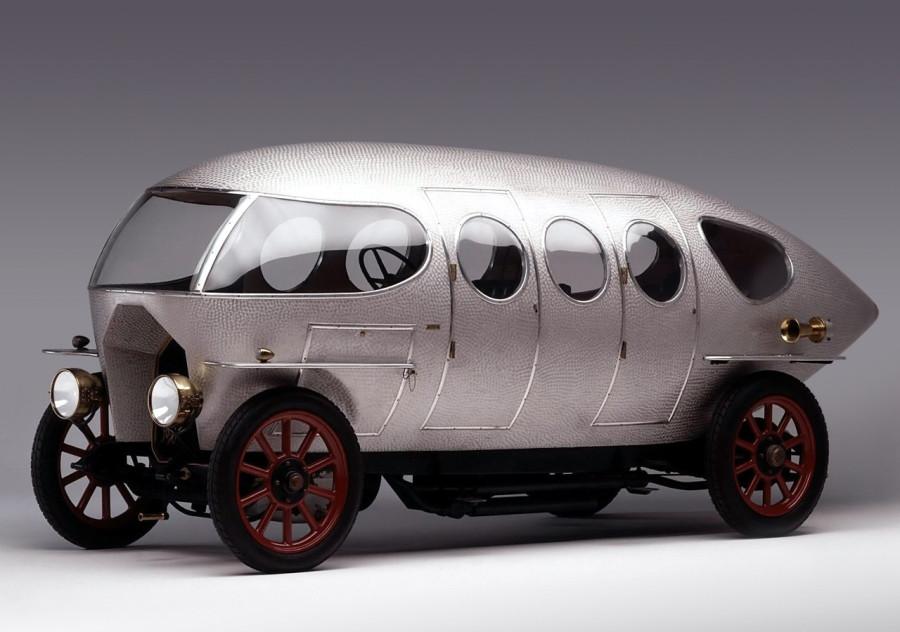 1914 ALFA. 40_60 HP Aerodinamica by Castagna