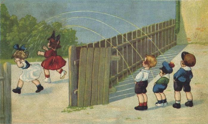 из детской книжки