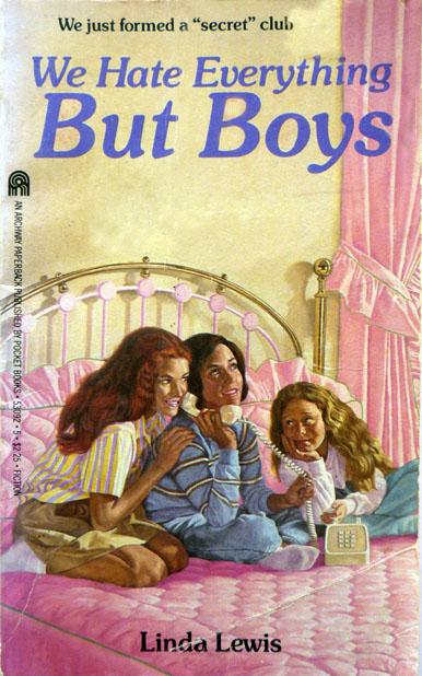 мы ненавидим все кроме мальчиков