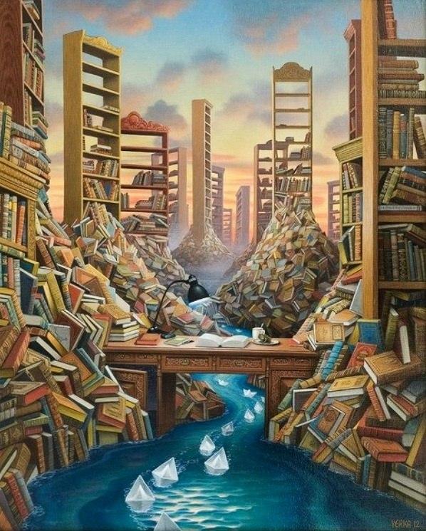 судьба книг