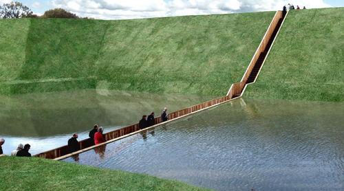Мост Моисея by Ro & AD Architects Netherlands